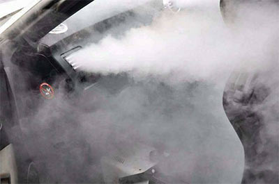 odor removal auto fog